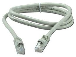[NCB-6AUWHIR1-3] D-Link Cat6A 10G UTP 24 AWG PVC Round Patch Cord - 3m - White Colour