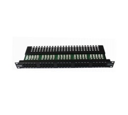 [NPP-5V1BLK501] D-Link 50 port voice patch panel