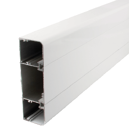3 Compartment Powder Coated Trunking