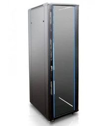 [AS6032] Redstar 32U 600x1000mm Glass Door Cabinet
