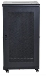 [AD6022] Redstar 22U 600x1000mm Mesh Door Cabinet